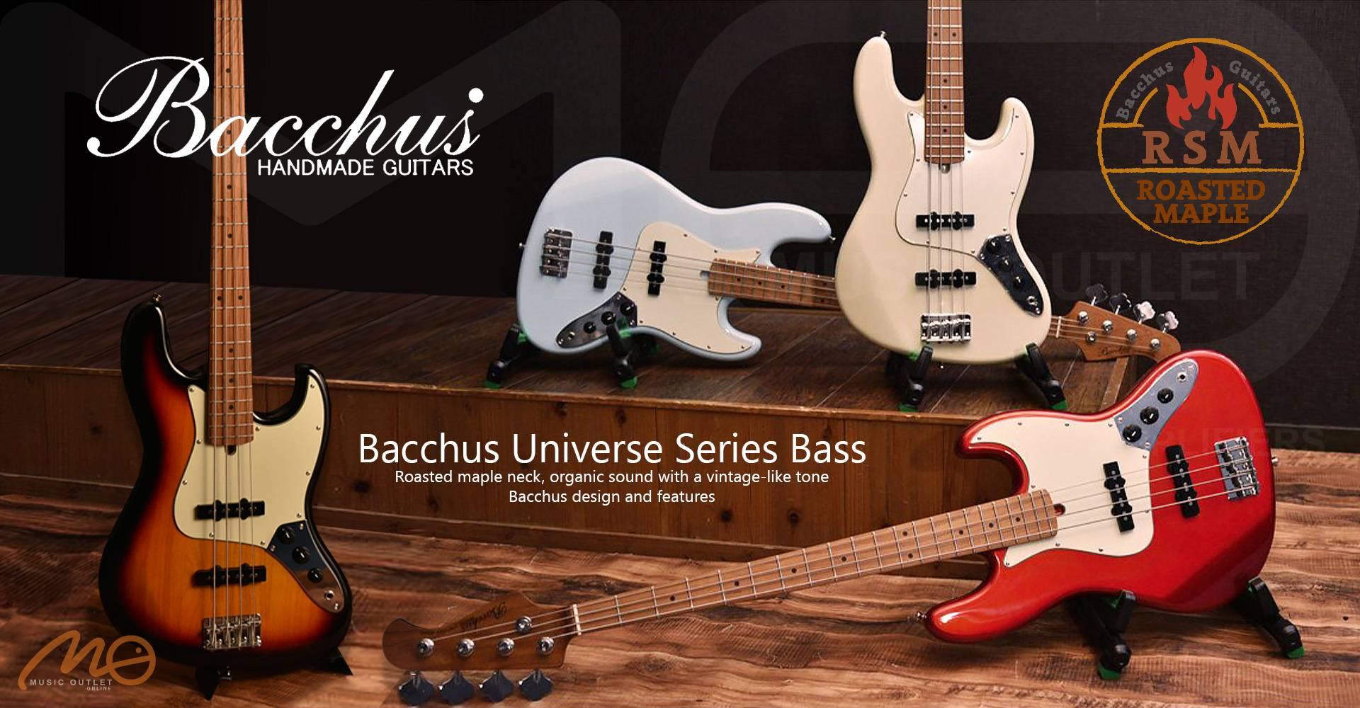 Bacchus Universe Bass