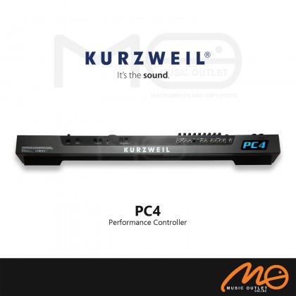KURZWEIL PC4 PERFORMANCE CONTROLLER / SYNTHESIZER WORKSTATION