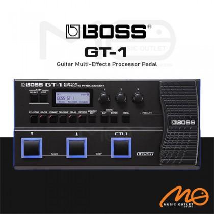 BOSS GT-1 GUITAR MULTI EFFECT PEDAL