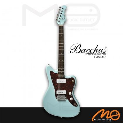 BACCHUS BJM-1R ELECTRIC GUITAR (PASTEL SONIC BLUE)