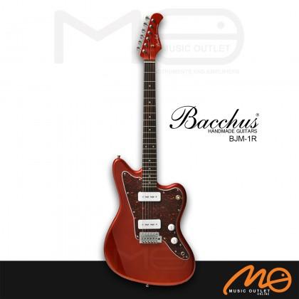 BACCHUS BJM-1R ELECTRIC GUITAR (CANDY APPLE BLUE)