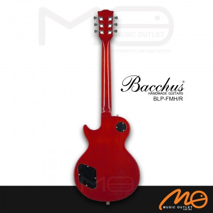 BACCHUS BLP-FMH/R ELECTRIC GUITAR (TOBACCO SUNBURST)